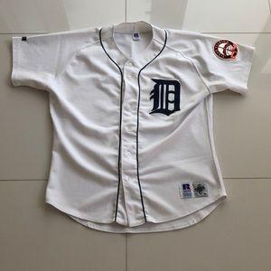 Vintage Detroit Tigers Authentic Jersey